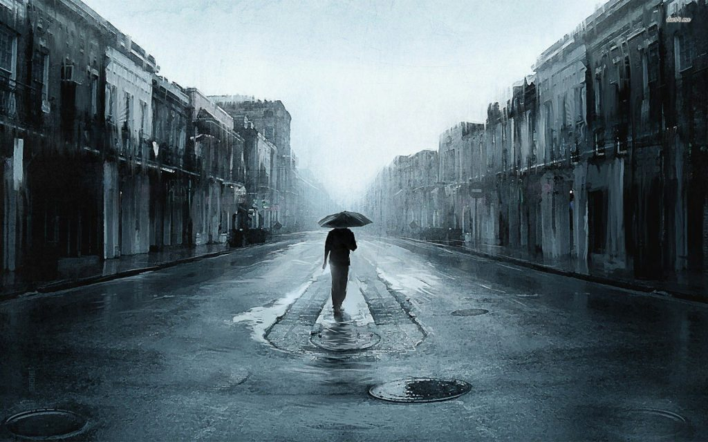 20711-walking-in-the-rainy-street-1920x1200-artistic-wallpaper